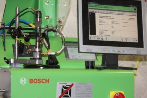 Проверяем форсунки Common Rail на новом стенде BOSCH EPS 205!